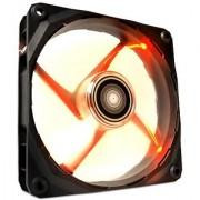 NZXT FZ-120mm LED Airflow Fan Series Cooling Case Fan Red ( RF-FZ120-R1)