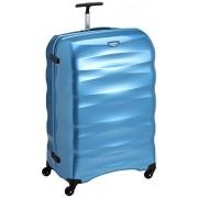 Samsonite Engenero Spinner 81/30 Suitcases, 81 cm, 130 L, Blue (Blue)