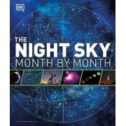 The Night Sky Month by Month by Will Gater