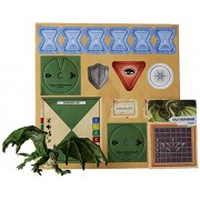 Attack Wing: Dungeons & Dragons Wave One Green Dragon Expansion Pack Game