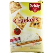 Crackers fara gluten pentru masa