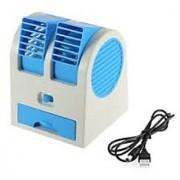 Mini Perfume Turbine Refresh Air Conditioning Fan