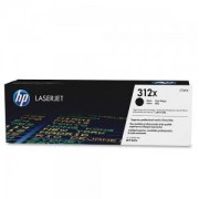 Тонер касета - HP 312X High Yield Black Original LaserJet Toner Cartridge - CF380X