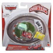 Disney/Pixar Cars Micro Drifters Race Team Fillmore, Ramone and Cruisin' Lightning McQueen, by Mattel