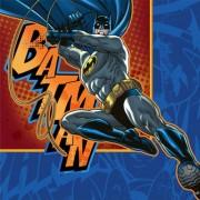Hallmark Batman the Dark Knight Beverage Napkins 16 Ct