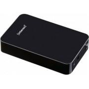 HDD extern Intenso Memory Center 4TB USB 3.0 3.5inch negru