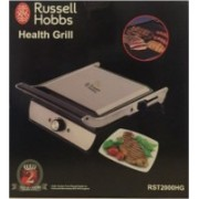 Russell Hobbs RST2000HG Grill(black, silver)