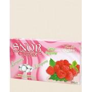 Confetti Snob lampone mandorla tostata ricoperta di cioccolato al latte Gr 500