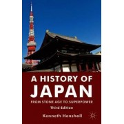 A History of Japan 2012 by Kenneth G. Henshall