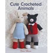 Cute Crocheted Animals by Emma Varnan