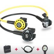 Scubapro MK 11 S360 Komfort Sparset - geprüft und montiert