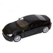 Auto 1:34 Welly Toyota 86 čierna
