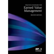 Practice standards for earned value management by Project Management Institute