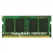 Memorie Kingston ValueRAM SO-DIMM 8GB DDR3, 1600MHz, PC3-12800, CL 11, KVR16S11/8