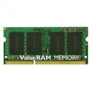 Memorie Kingston ValueRAM SO-DIMM 8GB DDR3, 1600MHz, PC3-12800, CL 11, KVR16S11/8