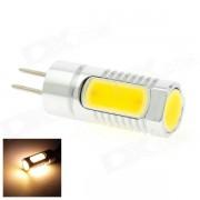 HONSCO GY6,35 GY5.3 4W 300lm 3000K COB LED chaude ampoule blanche haute puissance (DC 12 ~ 24V)
