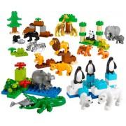 45012 Wild Animals Set