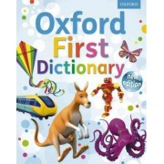 Oxford First Dictionary New Ed by Oxford Dictionaries