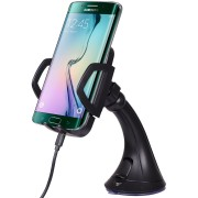 Qi Wireless Charging Car Mount Holder for Samsung Galaxy S6 Edge