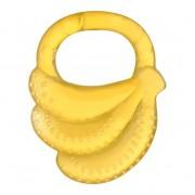 Jucarie de dentitie cu gel - banana