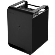 SilverStone-Case per PC SST-CS01B Noir