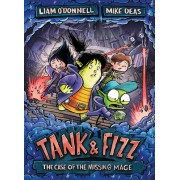 Tank & Fizz: The Case of the Missing Mage