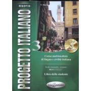 Telis Marin Nuovo progetto italiano. Libro dello studente. Con CD Audio: 3