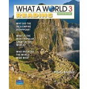 What a World Reading 3: Amazing Stories from Around the Globe by Milada Broukal