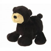 """Mary Meyer PufferBellies, CubbyBelly Black Brown Bear, 7"""" by Mary Meyer"""