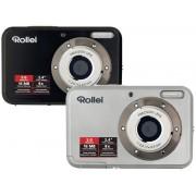 Rollei Digitalkamera Compactline 52 in schwarz, 5MP, 8-facher Zoom