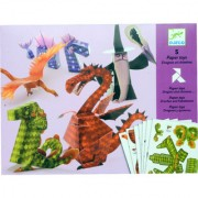 Children Toys Dragons and chimeras