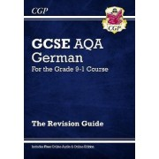 New GCSE German AQA Revision Guide - For the Grade 9-1 Course (with Online Edition) by CGP Books
