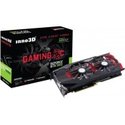 Placa Video Inno3D GeForce GTX 1080 Gaming OC, 8GB, GDDR5X, 256 bit