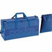 adidas Sporttasche TIRO 17 LINEAR TEAMBAG - blue/bold blue   M