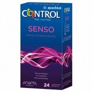 CONTROL SENSO 12 PRESERVATIVOS