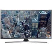 "Televizor LED Samsung 122 cm (48"") 48JU6670, Ultra HD (4K), Smart TV, Curbat, Tizen UI, Ultra Clear, UHD Dimmng, PQI 1200, Wireless, Wi-Fi Direct, CI+ + Lantisor placat cu aur si argint + Cartela SIM Orange PrePay, 6 euro credit, 4 GB internet 4G, 2,000 m"