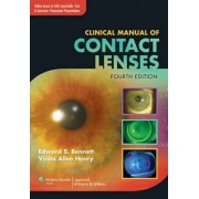 Clinical Manual of Contact Lenses by Edward S. Bennett