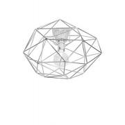 Globen Lighting Plafond Diamond Krom