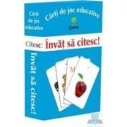 Invat sa citesc- Carti de joc educative