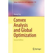 Convex Analysis and Global Optimization by Hoang Tuy