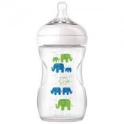 Philips Avent Elephant Natural Nappflaska 260 ml