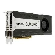 HP C2J96AA NVIDIA Scheda grafica NVIDIA Quadro K6000 basata sulla GPU GK180 12GB scheda video