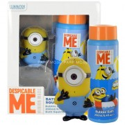 Minions Bath Squirter Kit 250ml за Жени - 250ml Bubble Bath + Bath Squirter За всички типове кожа