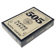 Fournier 505 Magic Trick Tapered Deck Playing Cards Blue