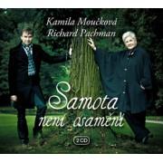 Samota není osamění - 2CD(Kamila Moučková; Richard Pachman; Kamila Moučková)