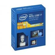 Intel 2011 i7-5930K Ci7 Box Processore da 3,50 Ghz, Nero