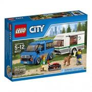 LEGO CITY Van & Caravan 60117 by LEGO