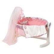 Zapf Creation 792865 - Baby Annabell, culla per bambole con lucina per la notte