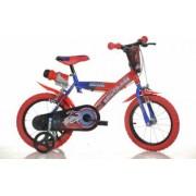 Bicicleta Spiderman 163G SP