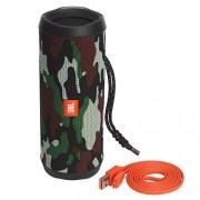 JBL Flip 4 Waterproof Portable Bluetooth Speaker (Camouflage)